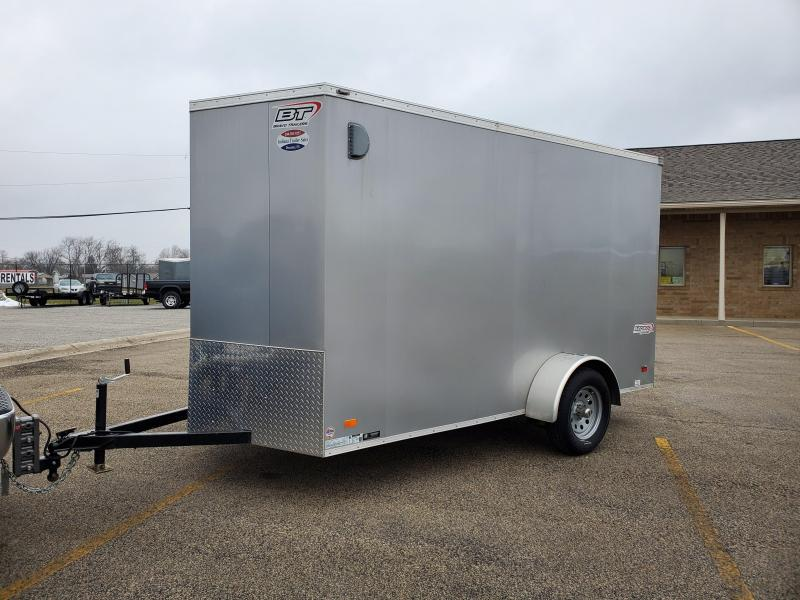 Rental - 2020 Bravo Trailers 6x12 SC612SA Enclosed Cargo Trailer