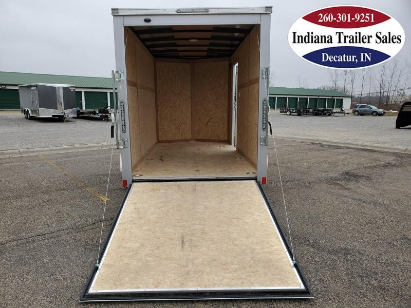 Rental - 2020 Bravo Trailers 6x12 SC612SA Enclosed Cargo Trailer