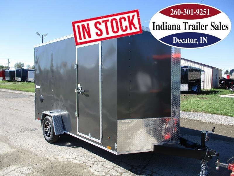 2022 Pace American 7x12 PSCBC7.0X12SE2FF Enclosed Cargo Trailer
