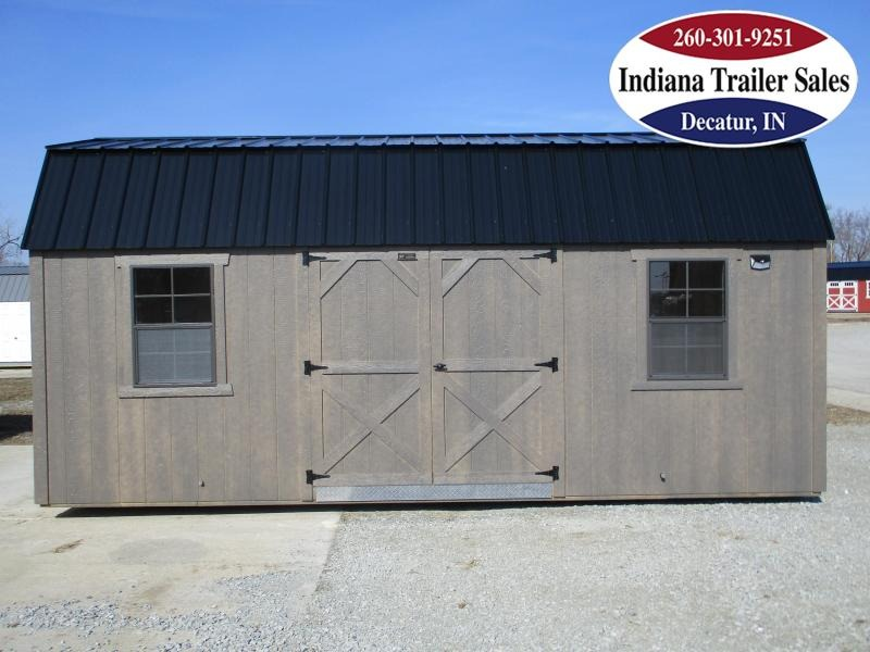 2021 Sheds Direct 10x20 Smart Barn - The Grant