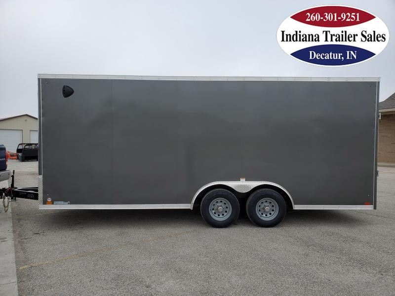 2021 Discovery Trailers 8.5x20 DCH8.520TA3 Enclosed Cargo Trailer