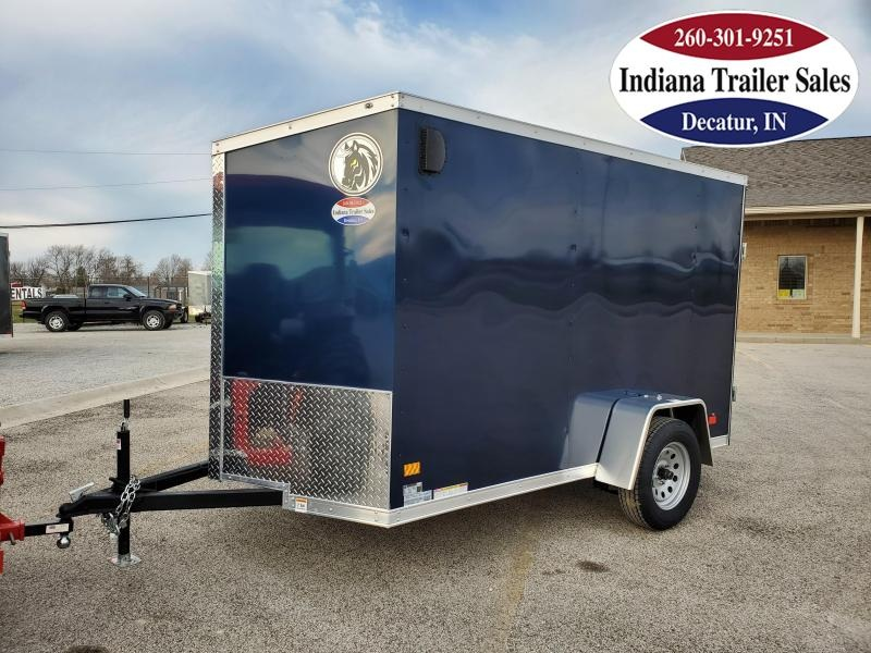 2021 Darkhorse Cargo 6x10 DHW6x10SA30 Enclosed Cargo Trailer