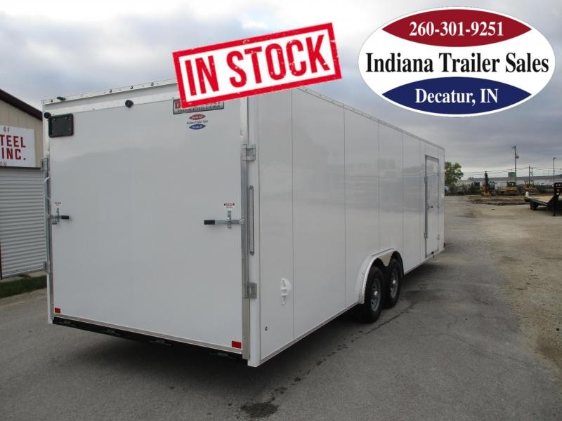 2022 Discovery Trailers 8.5x26 DCH8.526TA3 Enclosed Cargo Trailer