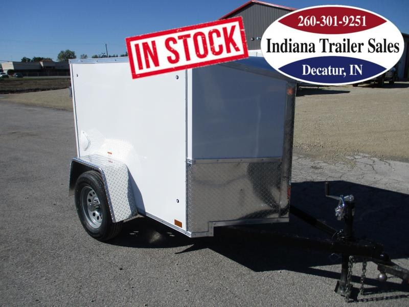 2022 Discovery Trailers 4x6 DRSE46SA Enclosed Cargo Trailer