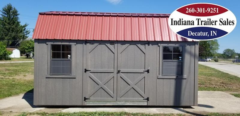 2019 Sheds Direct 10x16 Smart Barn