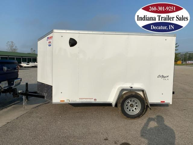 2021 Pace American 5x10 PSCAB5.0x10SI2FF OBDLX Enclosed Cargo Trailer