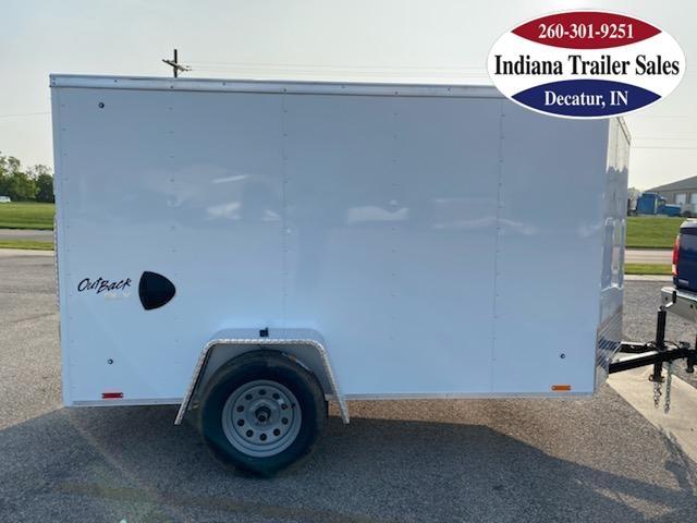 2021 Pace American 5x10 PSCAB5.0x10SI2FF OBDLX Enclosed Cargo Trailer