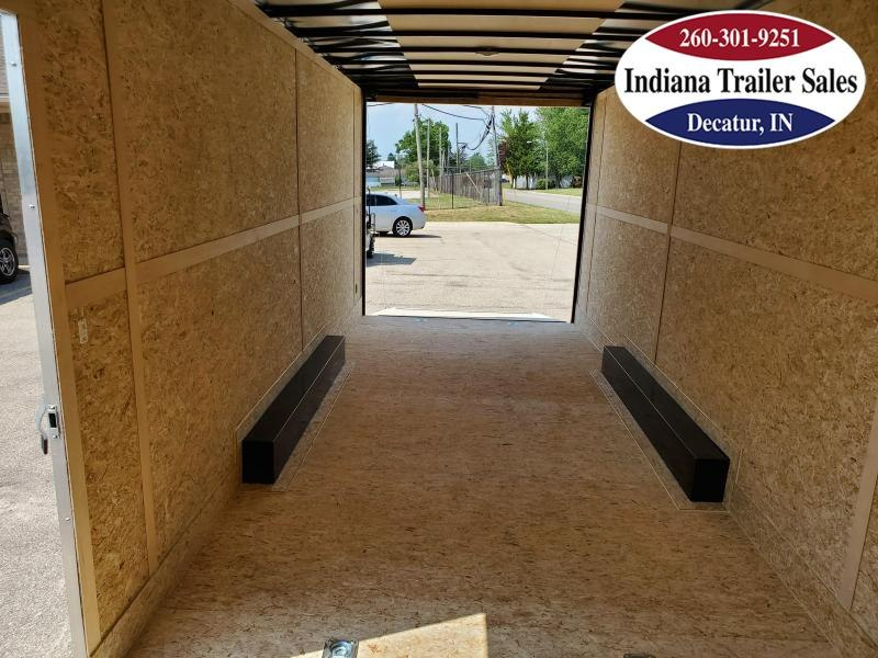 2021 Discovery Trailers 8.5x26 DCH8.526TA3 Enclosed Cargo Trailer