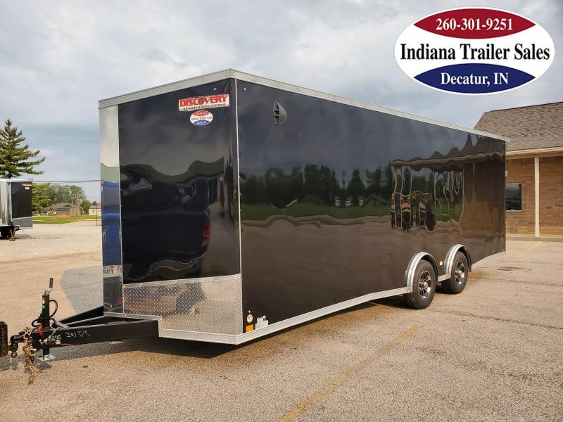 2021 Discovery Trailers 8.5x24 DCH8.524TA3 Enclosed Cargo Trailer