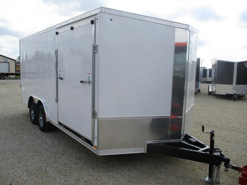 2022 Discovery Trailers 8.5X18 DCH8.5x18TA3 Cargo / Enclosed Trailer