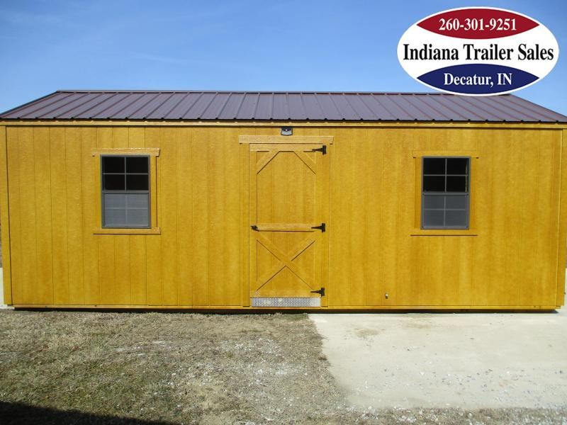 2021 Sheds Direct 12x24 Smart Shed - The Eisenhower
