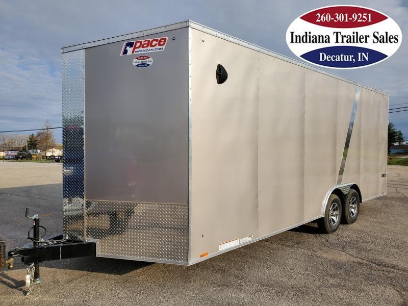 2021 Pace American 8.5x22 PSABC8.5X22TE3FF Enclosed Cargo Trailer
