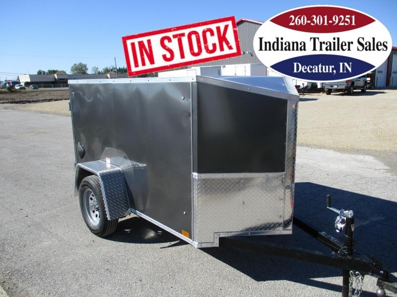 2022 Discovery Trailers 4x8 DRSE48SA Enclosed Cargo Trailer
