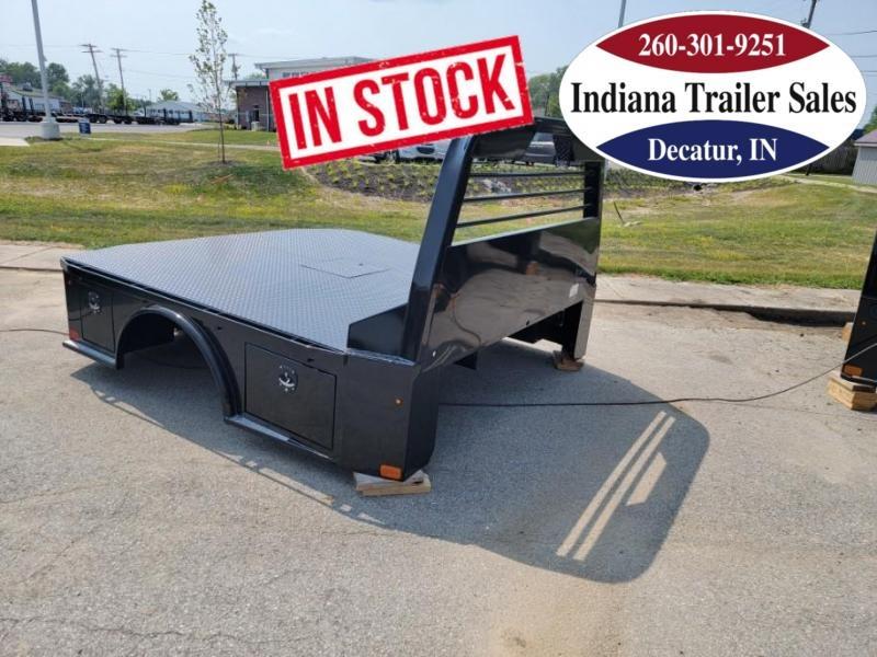 2022 PJ Truck Beds TB GS 8'6/97/58/42 2RTB Truck Bed