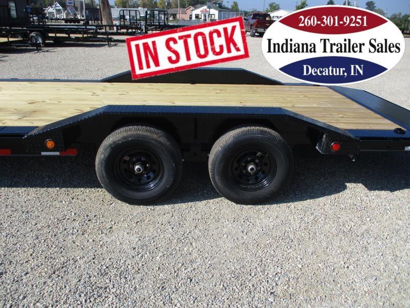2022 PJ Trailers 102x22 B522 Car / Racing Trailer