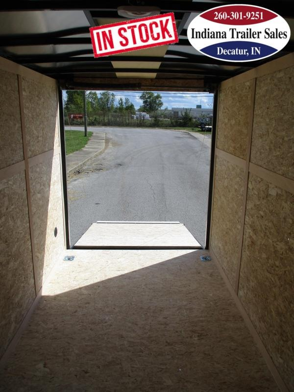 2022 Discovery Trailers 6x12 DRSE612SA Enclosed Cargo Trailer