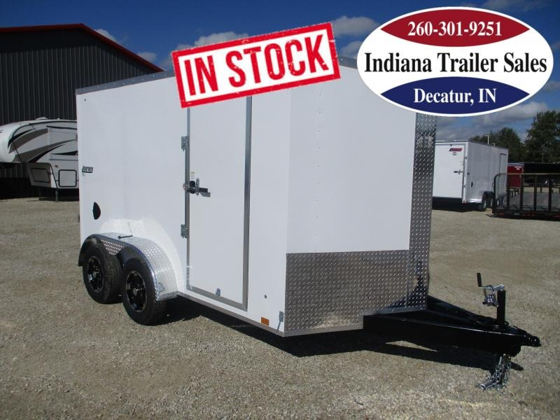 2022 Pace American 7x12 PSCBC7.0X12TE2FF Enclosed Cargo Trailer