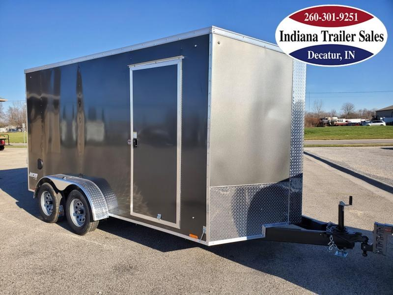 2021 Pace American PSCBC7.0X14TE2FF Enclosed Cargo Trailer