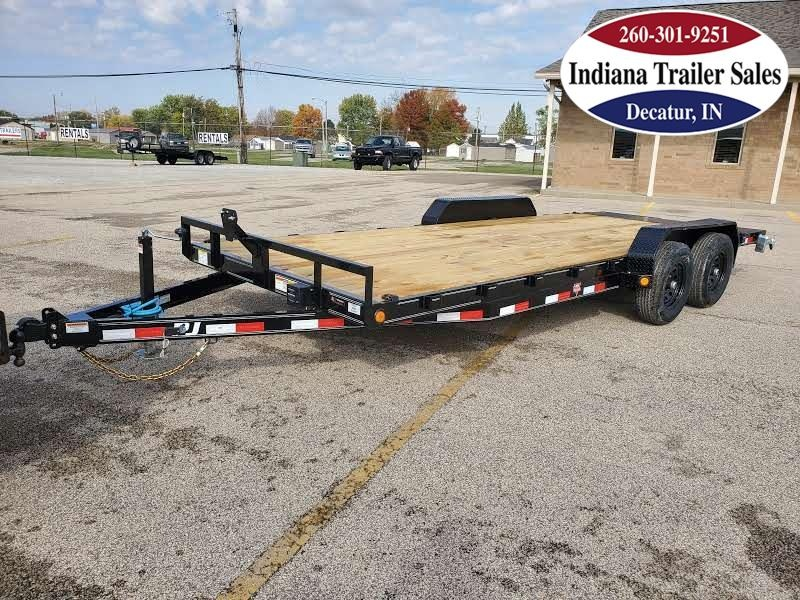 2021 PJ Trailers 83x20 CE202 Car / Racing Trailer