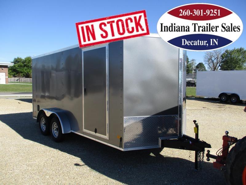2022 Darkhorse Cargo 7x16 DHW7x16TA35 Enclosed Cargo Trailer