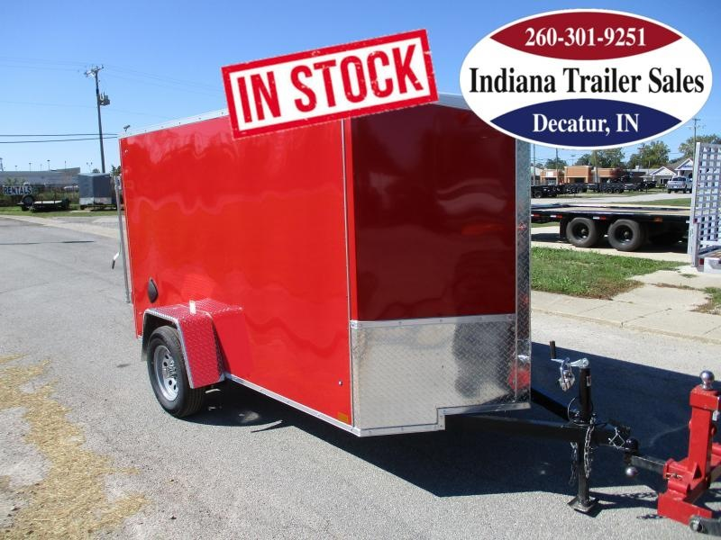 2022 Discovery Trailers 5x10 DRSE510SA Enclosed Cargo Trailer