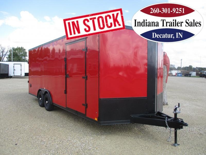 2022 Discovery Trailers 8.5x22 DCH8522TA3 Enclosed Cargo Trailer