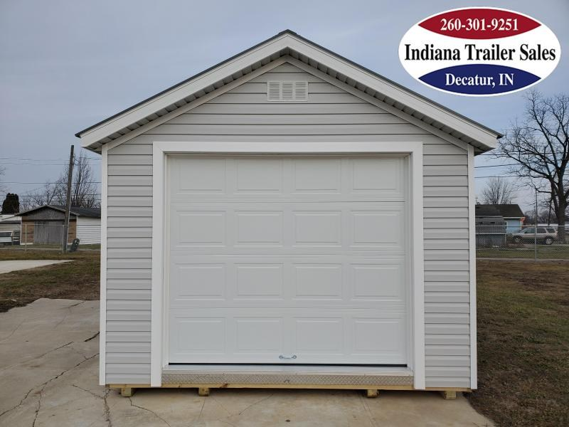 2020 Sheds Direct 12x24 Vinyl Deluxe - The Jefferson
