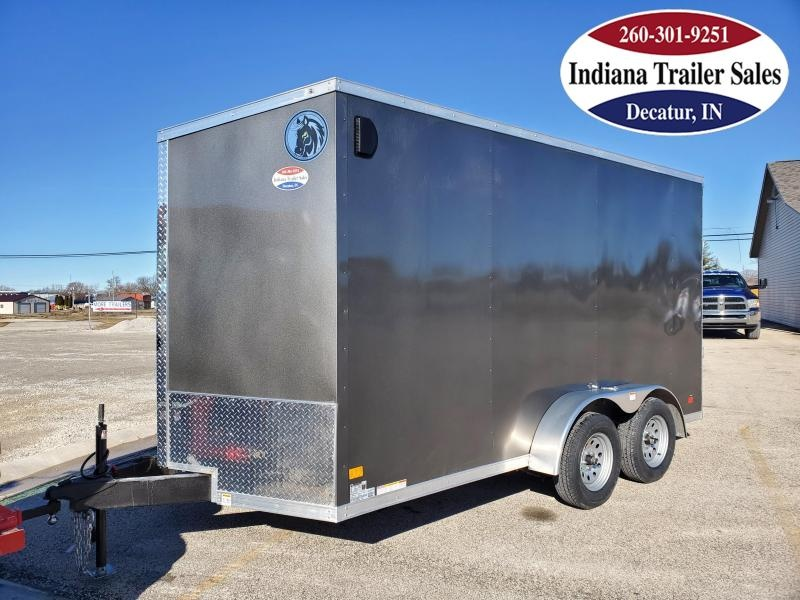 2021 Darkhorse Cargo 7x14 DHW7X14TA35 Enclosed Cargo Trailer