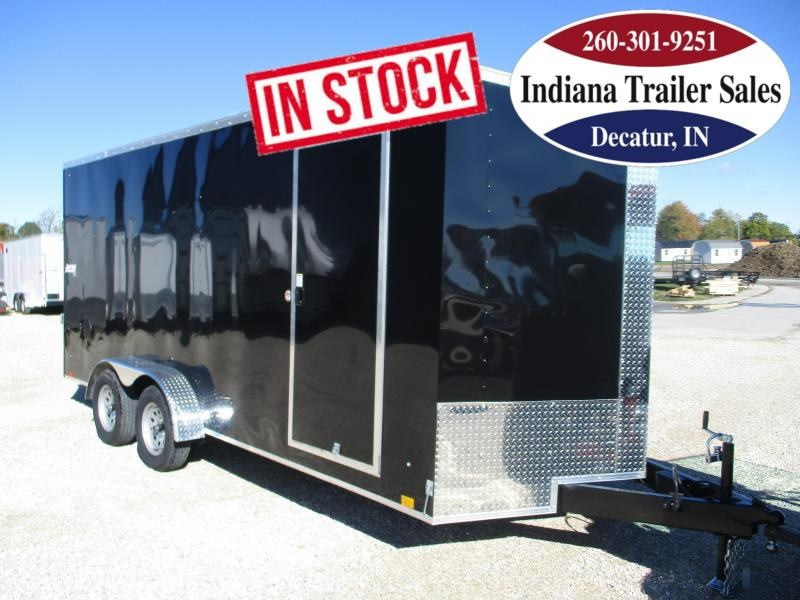 2022 Pace American 7x18 PSCBC7.0X18TE2FF Enclosed Cargo Trailer