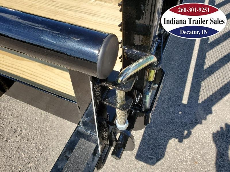 2021 Doolittle Trailer Mfg 84x20 Premier Pipe-Top Utility Trailer