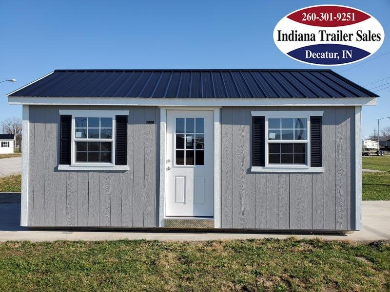 2020 Sheds Direct 12x20 Cottage Shed - The Madison