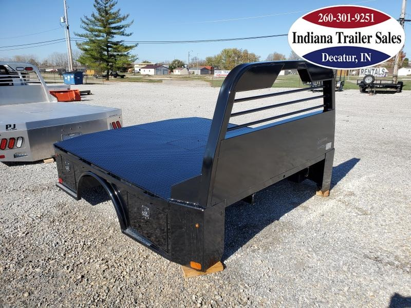 2021 PJ Truck Beds TBGS8'6/97/56/38 Truck Bed