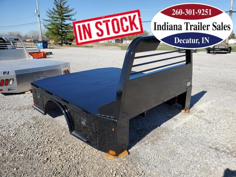 2021 PJ Truck Beds TBGS8'6/97/56/38 Truck Bed