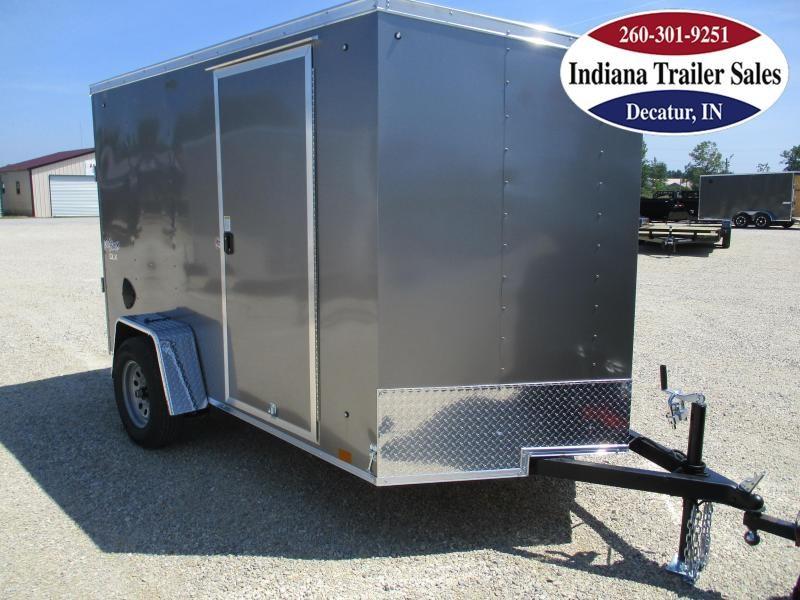 2022 Pace American 6x10 OB6X10SI2DLX Enclosed Cargo Trailer