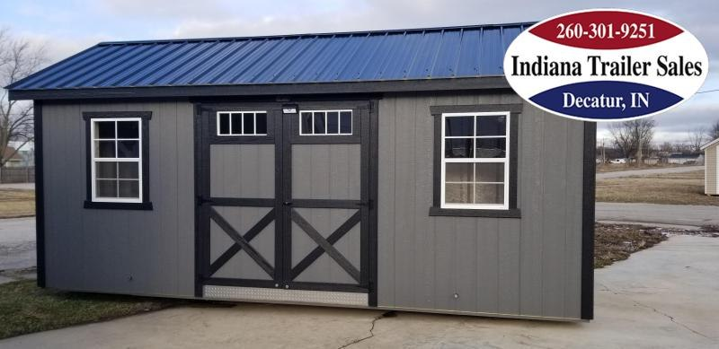 2020 Sheds Direct 10x20 Painted Deluxe - The Reagan