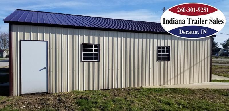 2020 American Steel Carports 4 Door Garage/Carport
