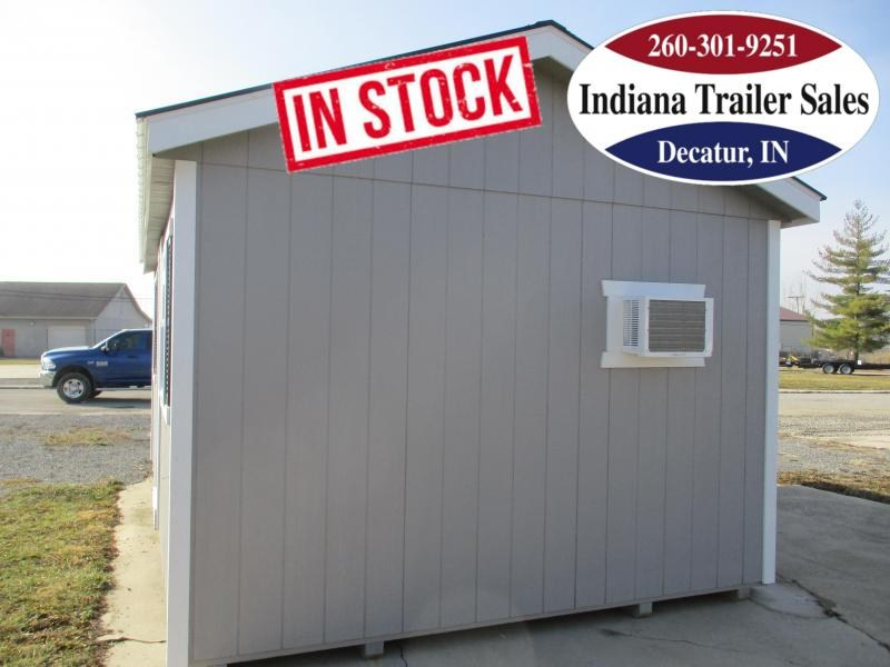 2021 Sheds Direct 12x20 Cottage Shed - The Madison