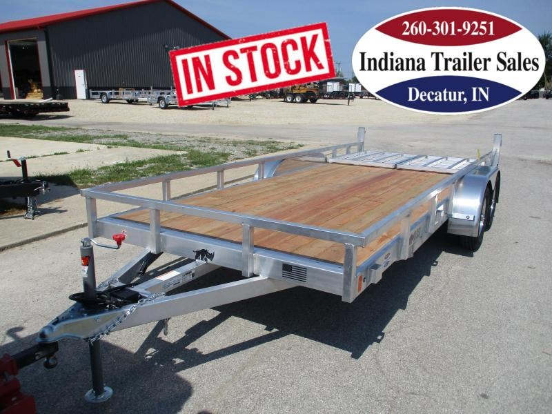 2022 Black Rhino 7x18TA2 LST 718 Utility Trailer