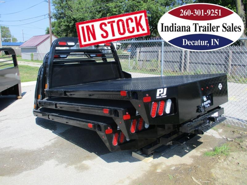 2022 PJ Truck Beds TB GB 9'4/97/60/34 SD Truck Bed