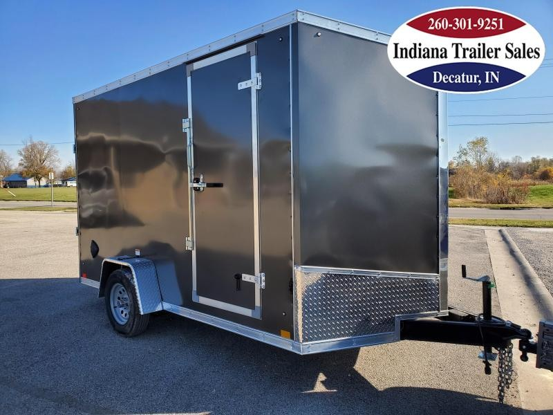 2021 Discovery Trailers 7x12 DRSE712SAE Enclosed Cargo Trailer