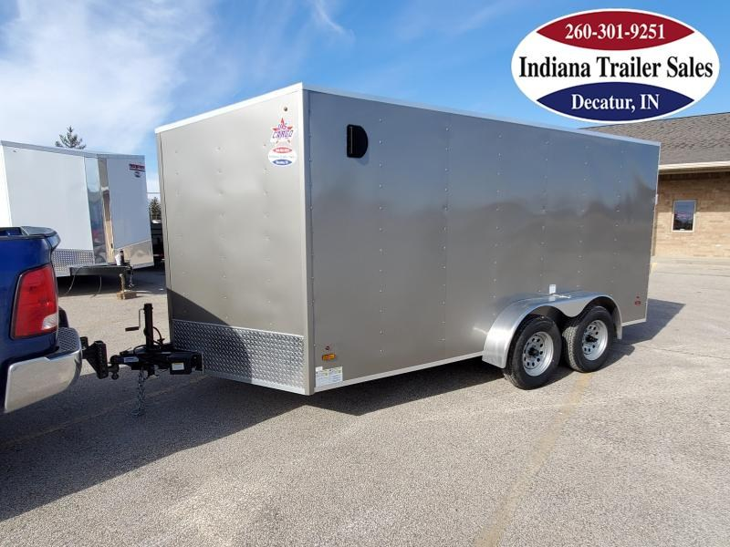 2021 US Cargo 7x14 ULAFT714TA2 Enclosed Cargo Trailer