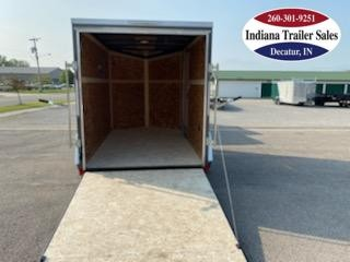 2021 Pace American 6x10 PSCAB6.0X10SI2FF Enclosed Cargo Trailer