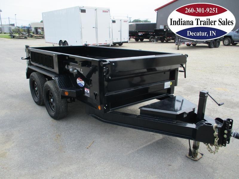 2022 Iron Bull 60x10 10K DTB6010052 Dump Trailer