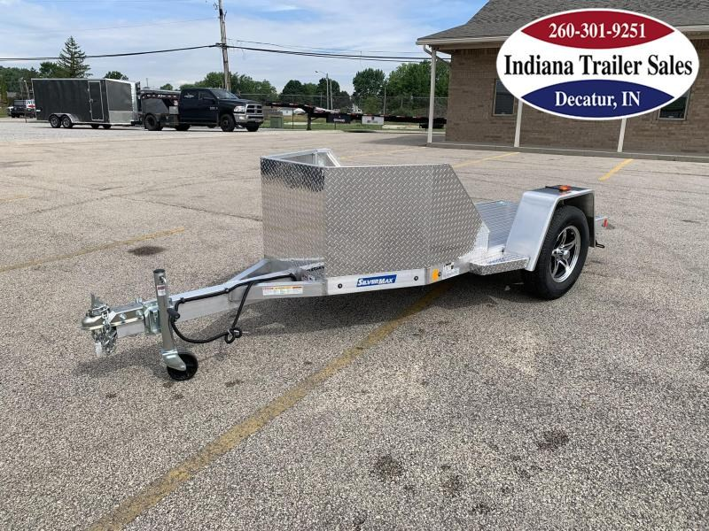 2020 RC Trailers RWT4.5x10 OB1 Motorcycle Trailer