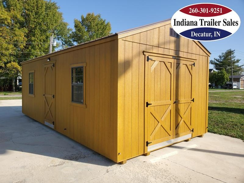 2020 Sheds Direct 12x24 Smart Shed - The Eisenhower