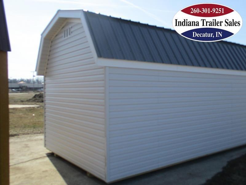2021 Sheds Direct 10x20 Vinyl Barn - The Roosevelt