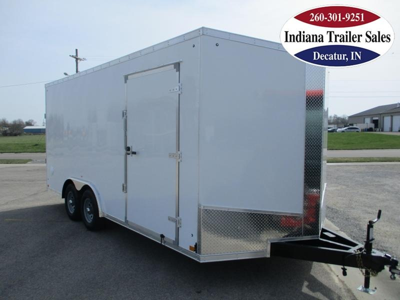 2022 Discovery Trailers DCH8.518TA3 Enclosed Cargo Trailer