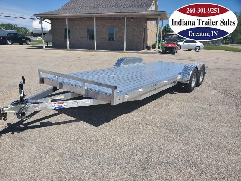 2021 Qualitec Trailers 7x20 Q211A0720TA2 Car / Racing Trailer