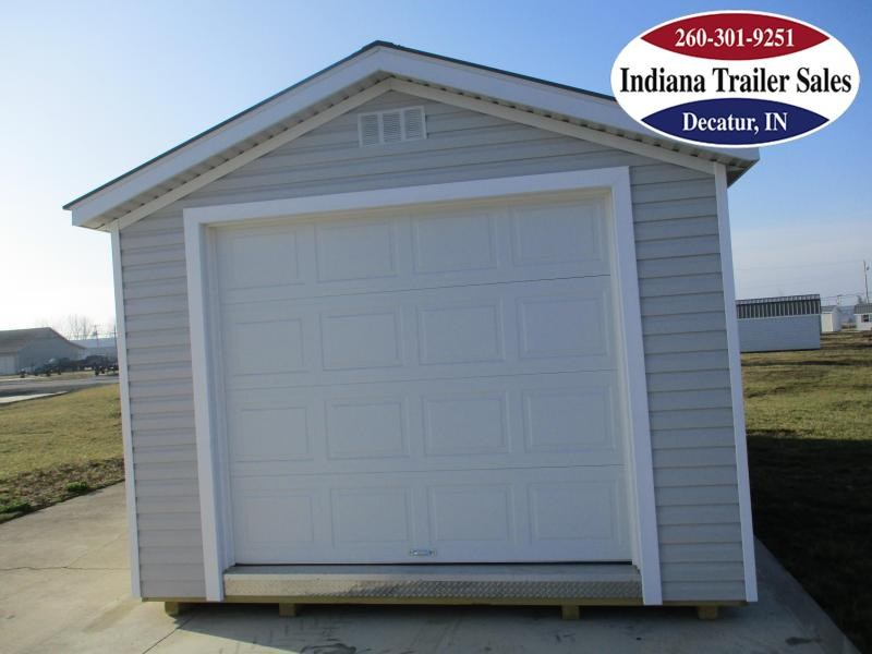2021 Sheds Direct 12x24 Vinyl Deluxe - The Jefferson