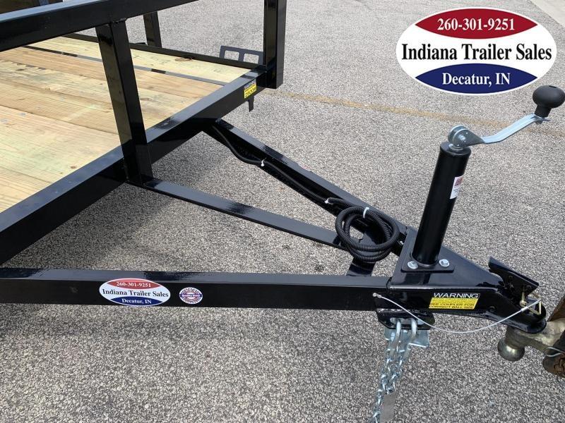 2021 Quality Steel and Aluminum 5x10 - 6210AN3.5KSA Utility Trailer
